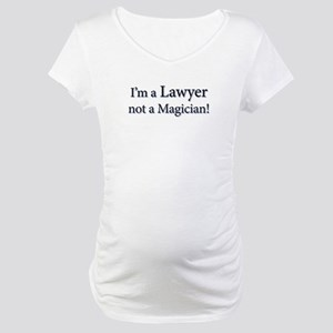 Lawyer Maternity T-Shirt