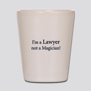 Lawyer Shot Glass