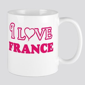 I love France Mugs