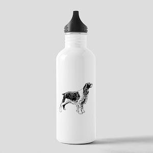 Springer Spaniel Stainless Water Bottle 1.0L
