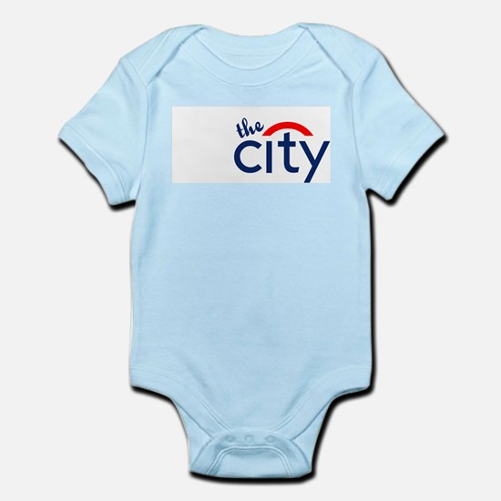 The City Infant Creeper