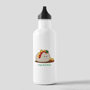 Jingle Bell Rock Stainless Water Bottle 1.0L