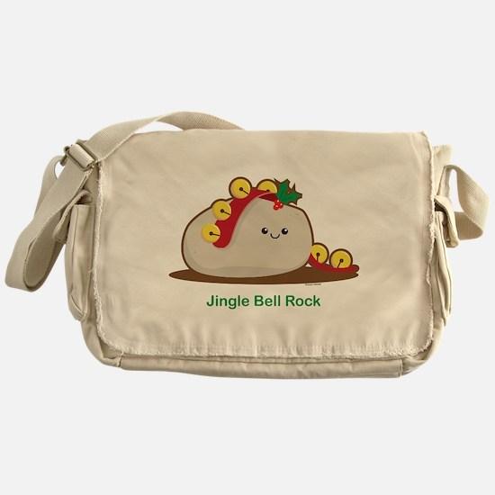 Jingle Bell Rock Messenger Bag