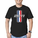 Cars 2011 Men's Fitted T-Shirt (dark)