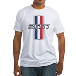 Cars 2011 Fitted T-Shirt