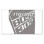 Original Boss 302 Sticker (Rectangle 50 pk)