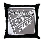 Original Boss 302 Throw Pillow