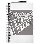 Original Boss 302 Journal