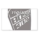 Original Boss 302 Sticker (Rectangle)