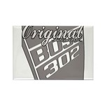 Original Boss 302 Rectangle Magnet (10 pack)