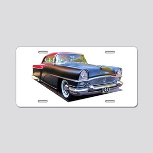 1955 Packard Clipper Aluminum License Plate