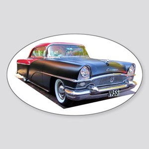 1955 Packard Clipper Sticker (Oval)