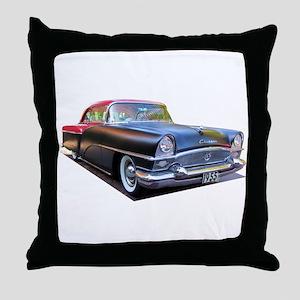 1955 Packard Clipper Throw Pillow