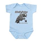 Skull Guitar Infant Bodysuit