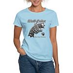 Skull Guitar Women's Light T-Shirt