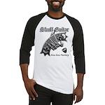 Skull Guitar Baseball Jersey