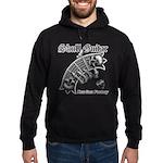 Skull Guitar Hoodie (dark)