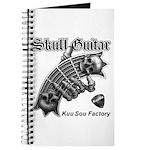 Skull Guitar Journal