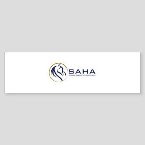 Save A Horse Australia Logo Sticker (Bumper)