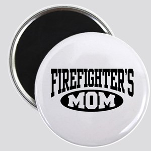 Firefighter's Mom Magnet