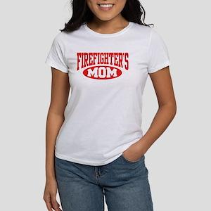 Firefighter's Mom Women's T-Shirt