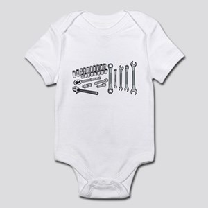 Wrenches Infant Bodysuit