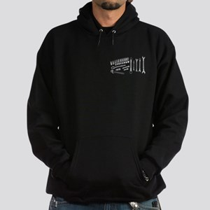 Wrenches Hoodie (dark)