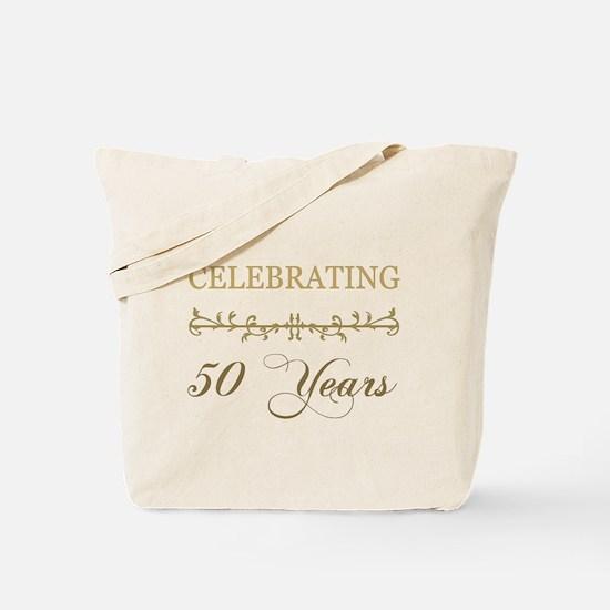 Celebrating 50 Years Tote Bag