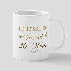 Celebrating 20 Years Mug