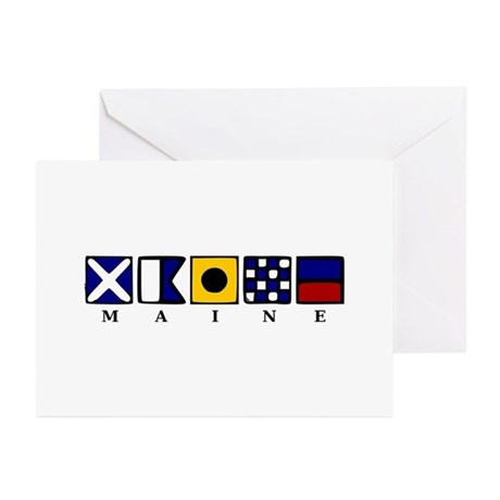 Maine Greeting Cards (Pk of 10)