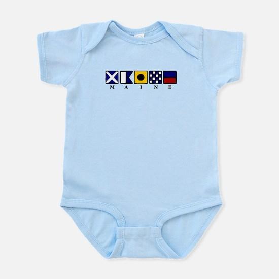 Maine Infant Bodysuit