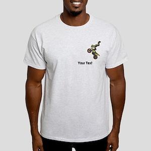 Motorbike Jump Light T-Shirt