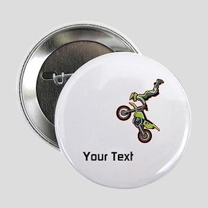 """Motorbike Jump 2.25"""" Button"""