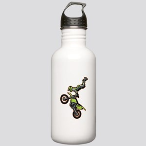 Freestyle Motocross Stainless Water Bottle 1.0L