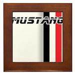 Mustang BWR Framed Tile
