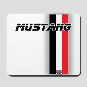 Mustang BWR Mousepad