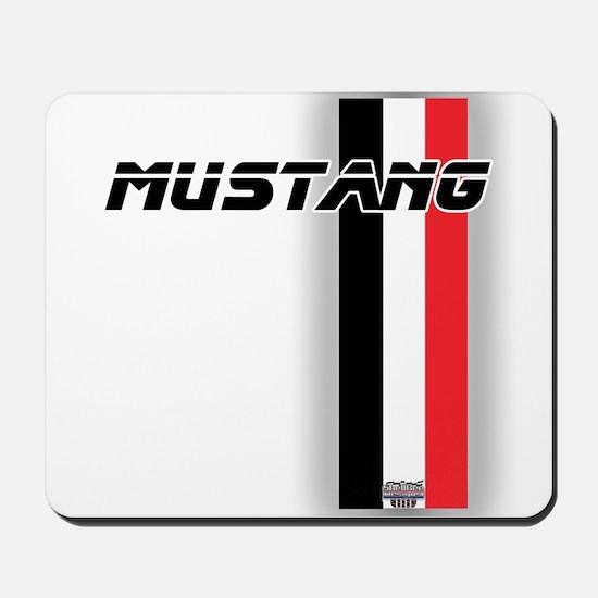 Mustang BWR Mousepad