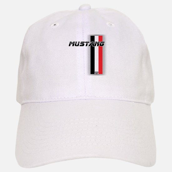 Mustang BWR Baseball Baseball Cap