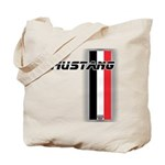 Mustang BWR Tote Bag