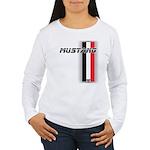 Mustang BWR Women's Long Sleeve T-Shirt