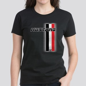 Mustang BWR Women's Dark T-Shirt