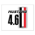 Mustang 4.6 Small Poster