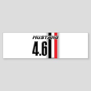 Mustang 4.6 Sticker (Bumper)