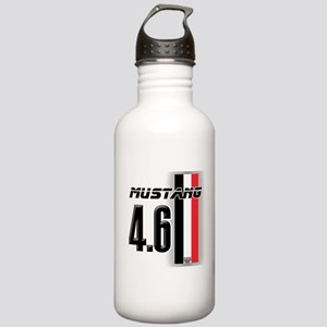 Mustang 4.6 Stainless Water Bottle 1.0L