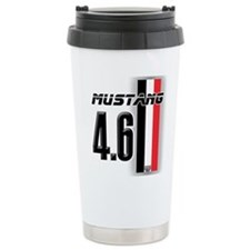 Mustang 4.6 Stainless Steel Travel Mug