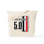 Mustang 5.0 BWR Tote Bag