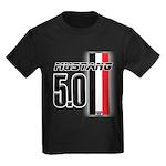 Mustang 5.0 BWR Kids Dark T-Shirt