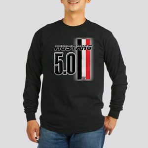 Mustang 5.0 BWR Long Sleeve Dark T-Shirt