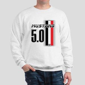 Mustang 5.0 BWR Sweatshirt