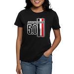 Mustang 5.0 BWR Women's Dark T-Shirt